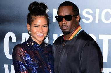 Sean Diddy Combs and Cassie Ventura