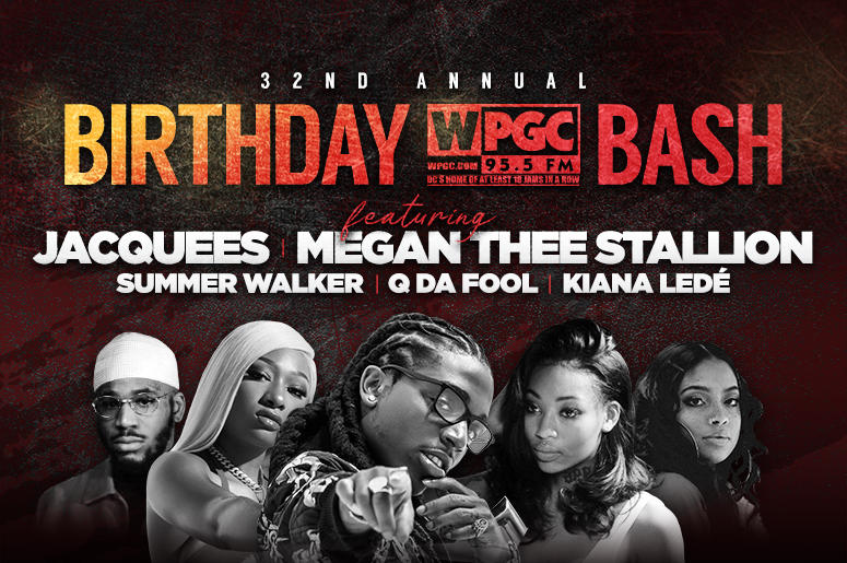 Birthday Bash 2019 is going down June 5.