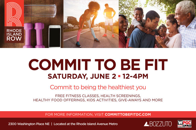Commit to be Fit