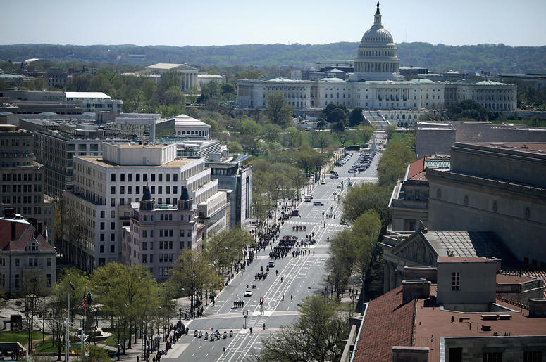 D.C. celebrates Emanicpation Day.
