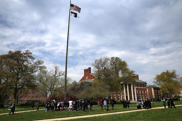 New D.C. residents at odds with Howard University students for walking their dogs on campus.