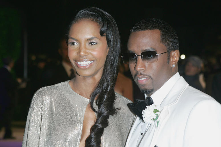 Kim Porter Sean Diddy Combs