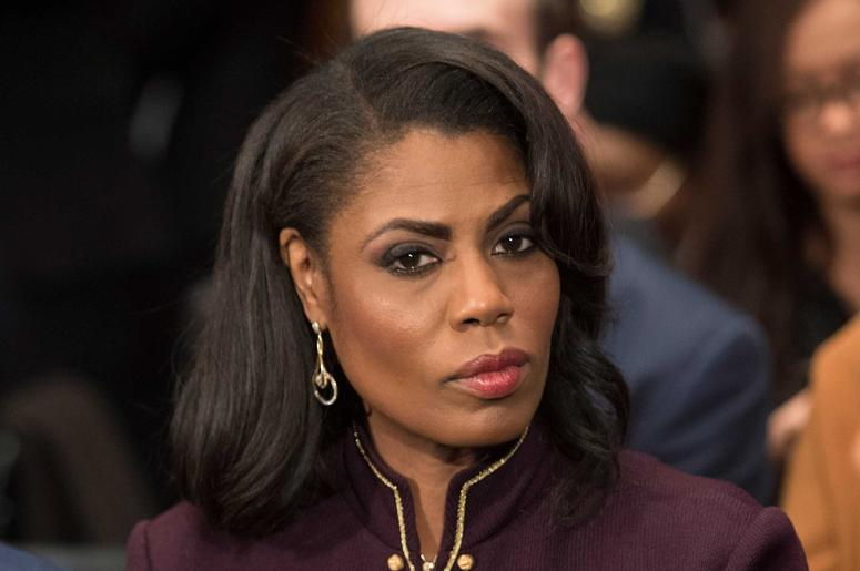 former White House aide Omarosa Manigault Newman