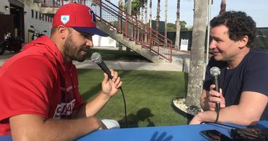Phillies Pitcher Adam Morgan's Magical Obsession