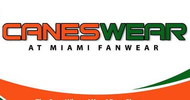 "Win a ""Canes Wear @ Miami Fan Wear"" $50 Gift Card"