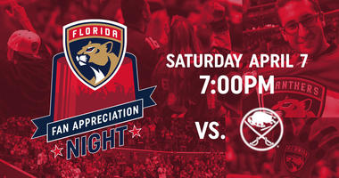 Florida Panthers VS Buffalo Sabres