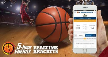 5-hour Energy's Realtime Brackets