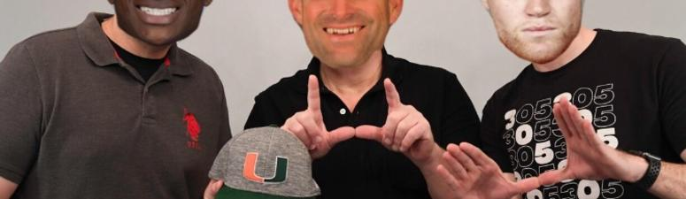 Donno and Friedo Show: Manny Diaz Tu Papa and Kendall Lifers