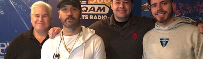 Donno and Friedo Show: Jeremy Piven in Studio! Also, All the Feels Watching Wade's Last Game in Dallas