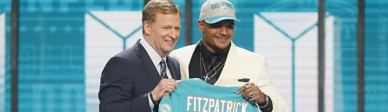 Minkah Fitzpatrick: 'It Doesn't Matter Where They Put Me. I Just Like Making Plays'