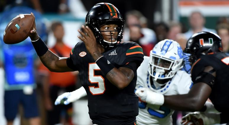 Alex Donno Show: Canes/V-Tech, Thanksgiving Requirements and Omar Kelly