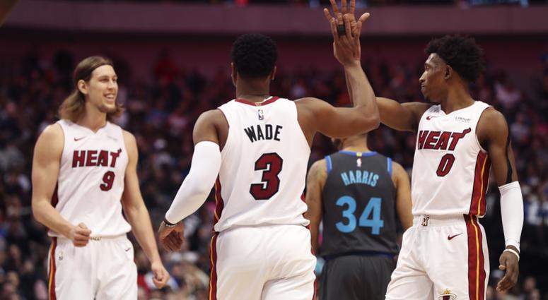 Heat Return From All Star Break To Face Sixers
