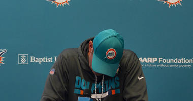 Big O Show: Sunday is a Must Win for Gase and the Dolphins, PETA's Message to UD and Vincent Taylor Joins the Show