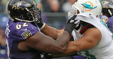 Miami Dolphins vs Baltimore Ravens
