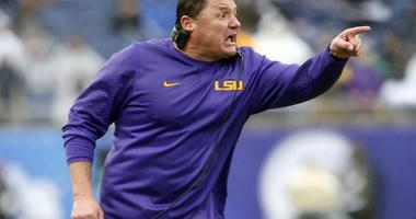 Hoch & Crowder: Ed Orgeron is crazy, Unisex Names and Reshad Jones joined the show!