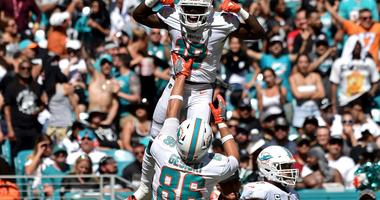 Joe Rose Show with Zach Krantz: 3-0 1st Place Miami Dolphins, Canes Cruise Past FIU, Tiger Woods is Back!