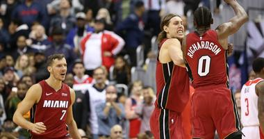 Big O Show: Heat Win! Also, Eddie House and Raekwon McMillan Join the Show