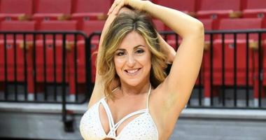 Miami Heat Dancers Tryouts Photos