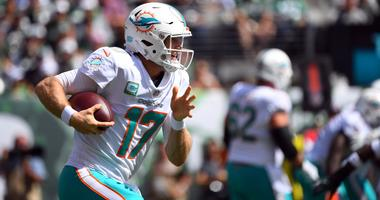 Big O Show: Miami's Defense Carried Gase & the Offense. Also, Tannehill Needs to Pick It Up and Wade is Back!