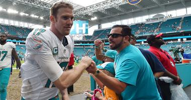 Donno and Friedo Show: Will Dolphins Fans Miss Ryan Tannehill?