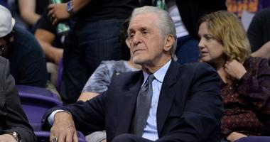 "Pat Riley Wants Another Title: ""I Ain't Going Out This Way"""
