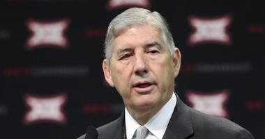 Interview - Big 12 Commissioner Bob Bowlsby