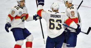 Florida Panthers Still Searching For First Win In Season Of High Expectations