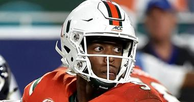 Hurricanes Quarterback Dilemma Takes Center Stage Again