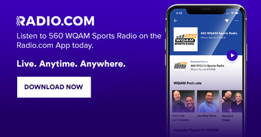 Listen to 560 WQAM anytime, anywhere!
