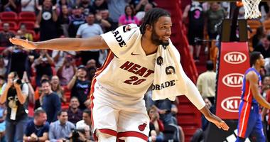 Heat Rout Pistons at Home; Continue Playoff Push