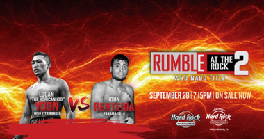 Win Rumble at The Rock 2 Tickets!