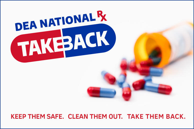 Image result for national dea take back day