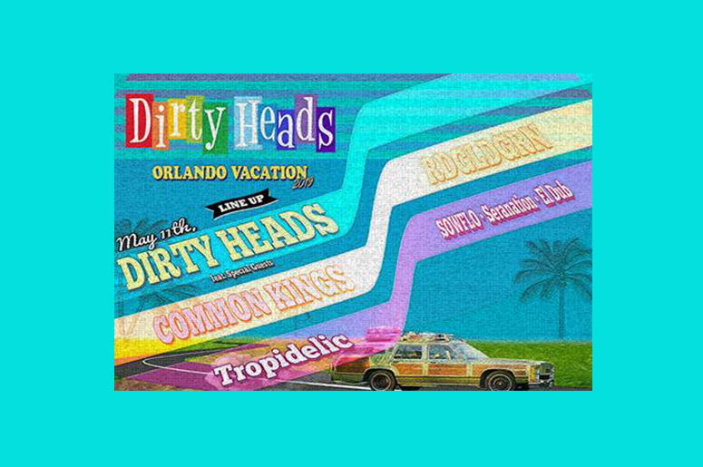 Dirty Heads Vacation