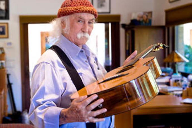 David Crosby & Friends at Tanglewood