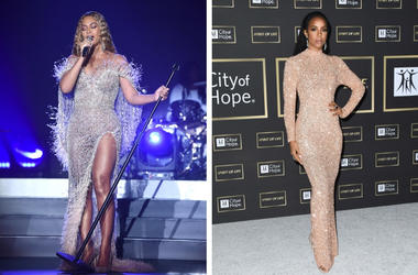 Beyonce and Kelly Rowland
