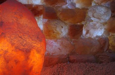 Himalayan Pink Salt Spa