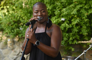 Janice Freeman performs at The COTA Awards (Celebration of the Arts) on September 15, 2018 in Malibu, California