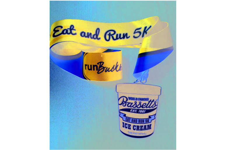 Bassett\'s Ice Cream Eat & Run 5K | 96.5 TDY