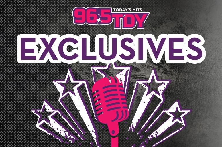 96.5 TDY Exclusive Interviews Philly Philadelphia Radio Top 40 CHR Exclusives Interviews