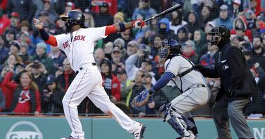 Sox Send Hanley Packing For Pedroia