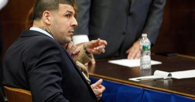 Court To Weigh Rule That Nixed Aaron Hernandez Conviction