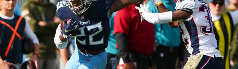 Vrabel's Titans Rout New England 34-10, Snap Pats' Streaks