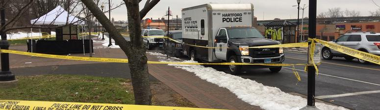 Hartford Police Investigate City's 19th Homicide Of The Year