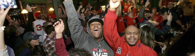 Sox Fans Celebrate Latest Title; Parade To Follow