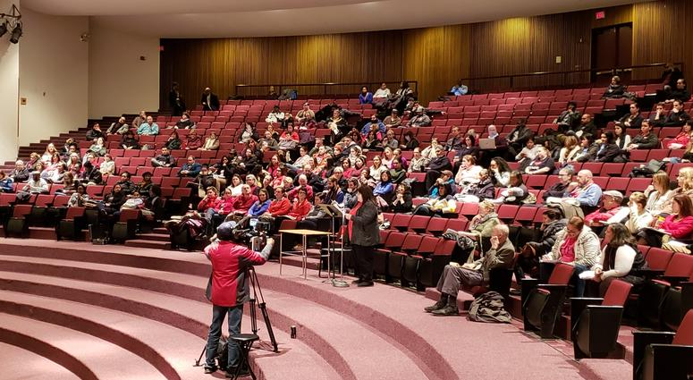 Teachers Voice Concern over Contract Proposal at Hartford Board of Education Meeting