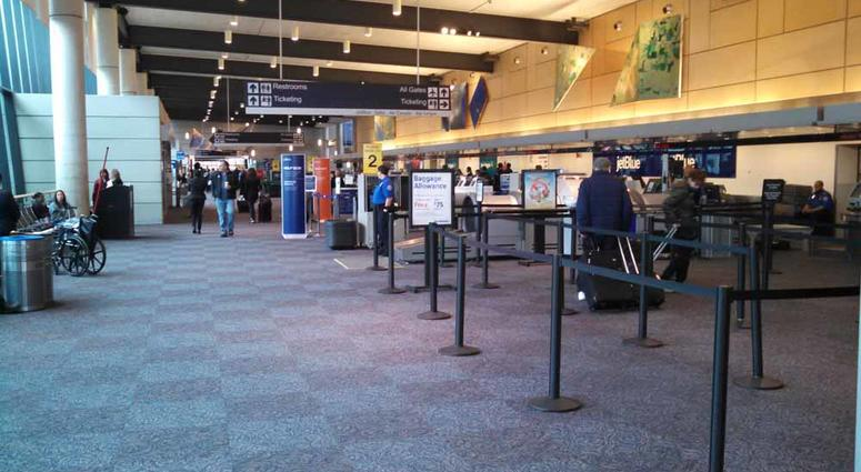 Peak Holiday Travel Begins Today at Bradley International