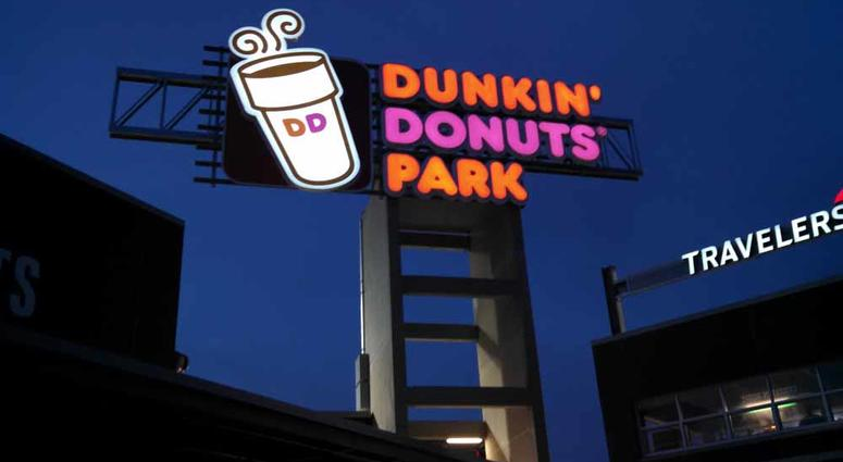 Dunkin' Donuts Park To Host College Baseball