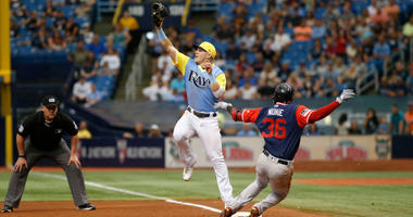 Snell, Rays Win 8th Straight And Hand Red Sox 1st Sweep