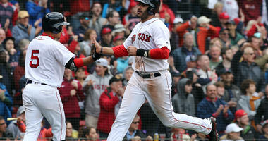Eight Is Enough: Red Sox Snap Rays' Streak With 4-3 win
