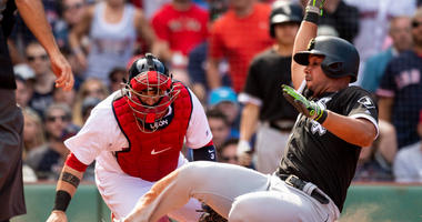 Lopez, Palka Help White Sox Beat Red Sox 5-2